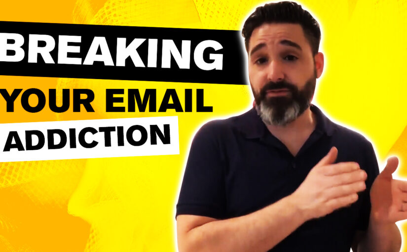 BPS #0011:  How Breaking Your Email Addiction Can Heal Your Back Pain…