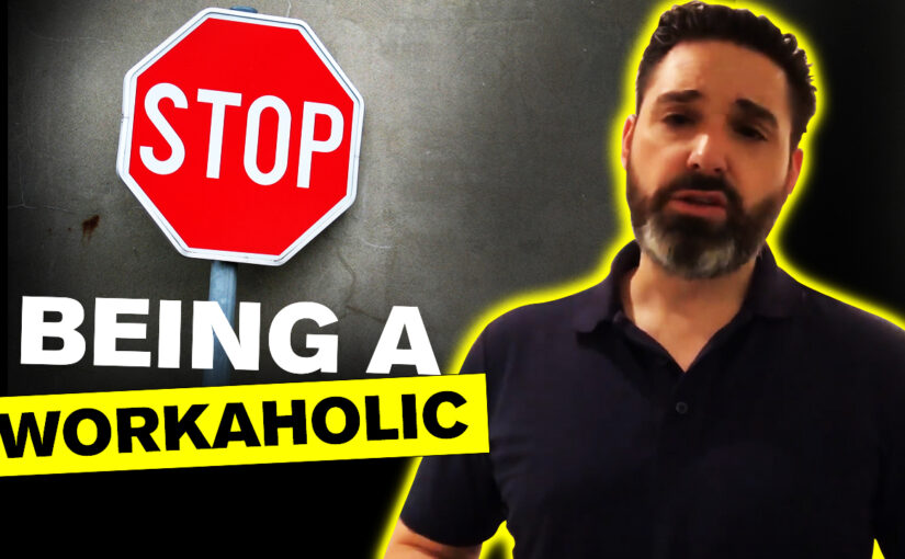 BPS #028: Stop Being A Workaholic And Heal Your Back Pain…