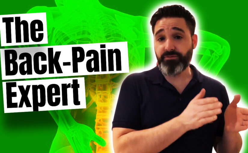 BPS #030: The Back-Pain Expert Does Not Want Your Life History…