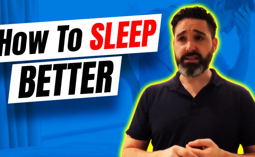 BPS #039: How To Sleep Better When You Have Back Pain…